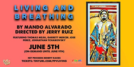 Play-PerView: Living and Breathing (Live-Reading) tickets