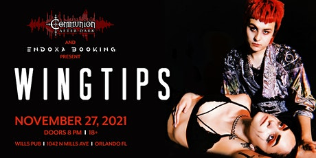 Wingtips in Orlando tickets