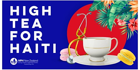 High Tea for Haiti tickets
