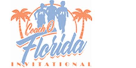 Coach O Florida Invitational tickets
