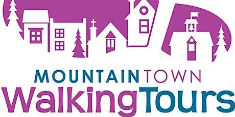 Tahoe City Waterfront Walking Tour tickets
