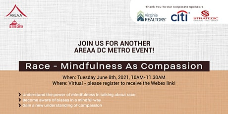 Race: Mindfulness As Compassion tickets
