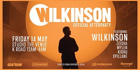 Wilkinson Official Afterparty ft. WILKINSON | Fri 14 May @ STUDIO tickets