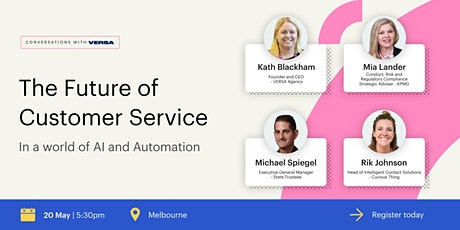 The Future of Customer Service - in a world of AI and Automation tickets