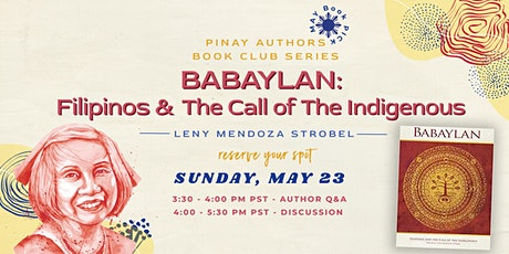 Filipina Authors Book Club: Babaylan by Dr. Leny Strobel tickets