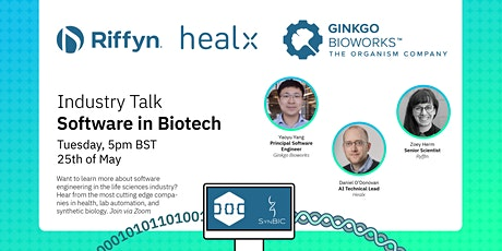 Software in Biotech: An industry insight tickets