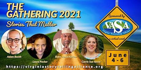 The Gathering 2021 entradas