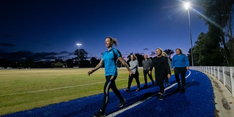 Free exercise session - Ewing Park - General class under lights tickets