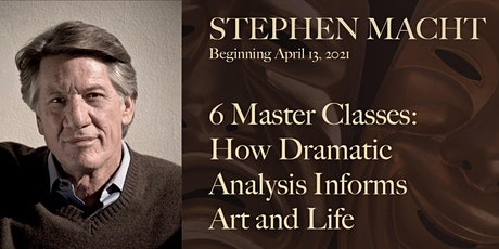 Stephen Macht's Master Class 5 tickets