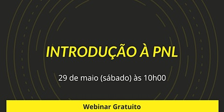 Introdução a PNL - Webinar Gratuito bilhetes