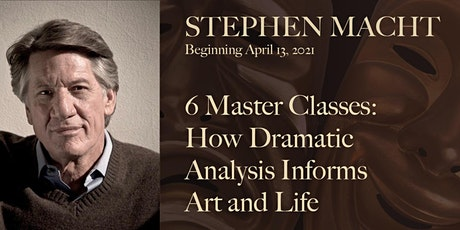 Stephen Macht's Master Class 5 (Session 2) tickets