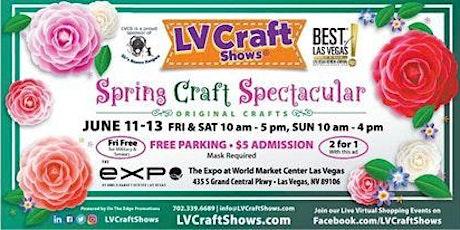 Spring Craft Spectacular tickets