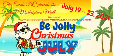 Be Jolly in July ~ Christmas in July Arts & Crafts Virtual Marketplace tickets