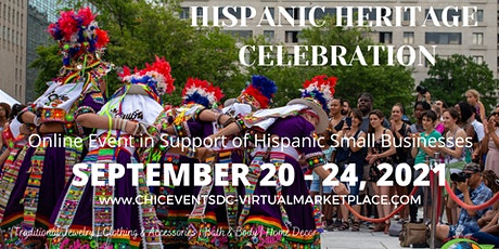Hispanic Heritage Celebration ~ Support Small Businesses tickets