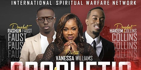 Prophetic Thrust Revival Houston, TX tickets