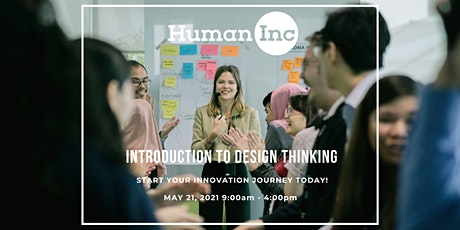 INTRODUCTION TO DESIGN THINKING tickets