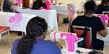 San Francisco, CA | Lace Front Wig Making Class with Sewing Machine tickets
