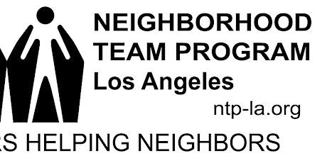 6/7/21 - Palms/Westside Village/Mar Vista  Neighborhood Team Program - S3 tickets
