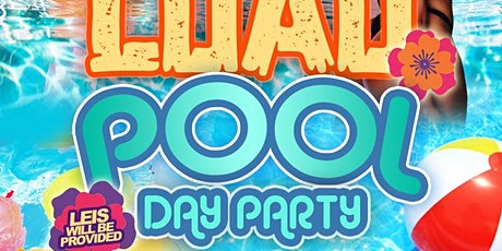 Luau Pool Party tickets