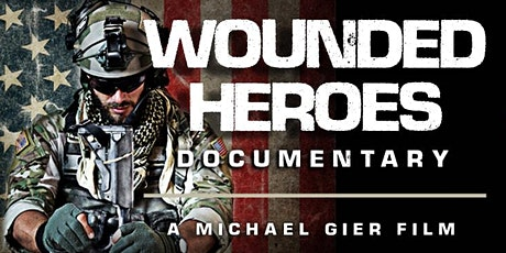 Wounded Heroes Documentary tickets