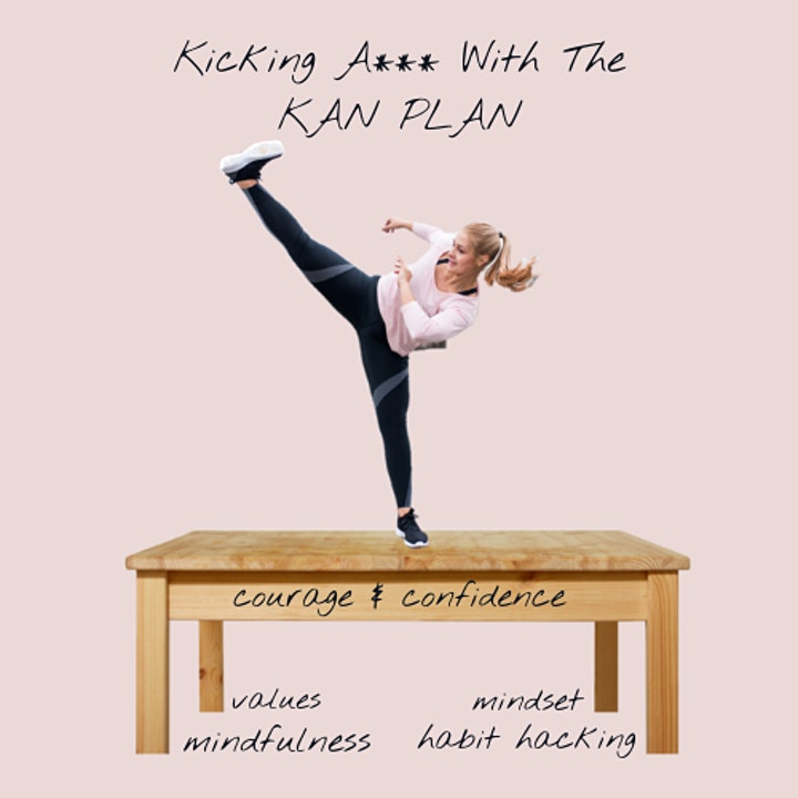 The KAN Plan - For women going through stress & change (5 WEEKS ONLINE) image