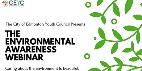 Environmental Awareness Webinar tickets