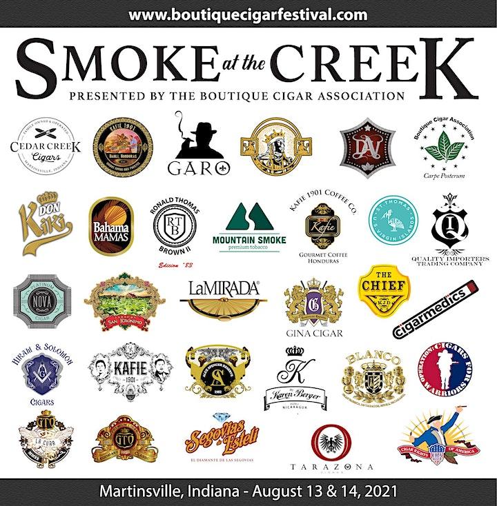 Smoke at the Creek image