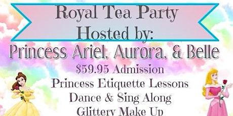 Royal Tea Party tickets