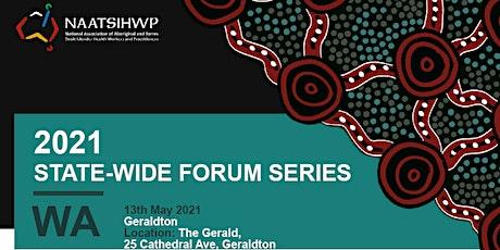 NAATSIHWP Professional Development Forum - Geraldton tickets