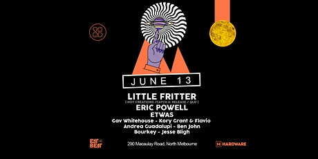 Little Fritter - Queens Bday Eve - The Third Day tickets
