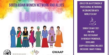 South Asian Women Network And Allies (SAWNAA) LAUNCH tickets