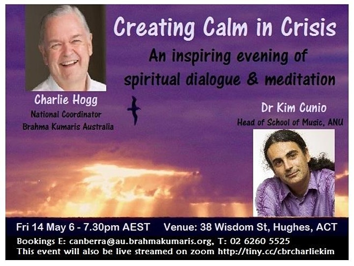 Creating Calm in Crisis image