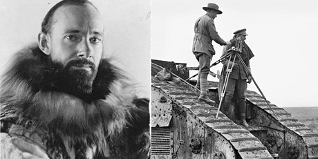 Sir Hubert Wilkins Agent of Change: Then, Now and Tomorrow tickets