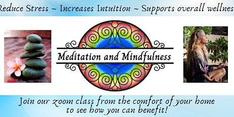 Meditation and Mindfulness Class tickets