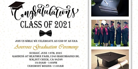 Averroes High School 2021 Graduation Ceremony tickets