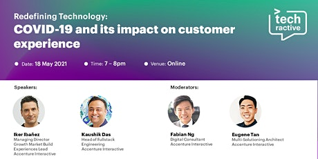 Redefining Technology: COVID19 and its impact on customer experience billets