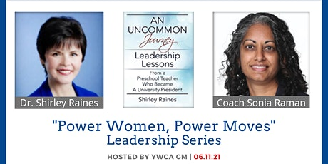 """""""Power Women, Power Moves"""" Book Talk and Leadership Series tickets"""
