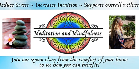 Meditation and Mindfulness Class tickets