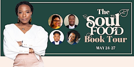 Soul Food Journal Book Tour with guest Paul Little, II tickets