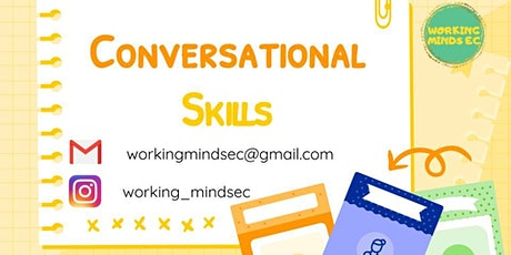 Conversational Skills for English language learners tickets