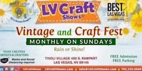 Tivoli Vintage & Craft Fest tickets