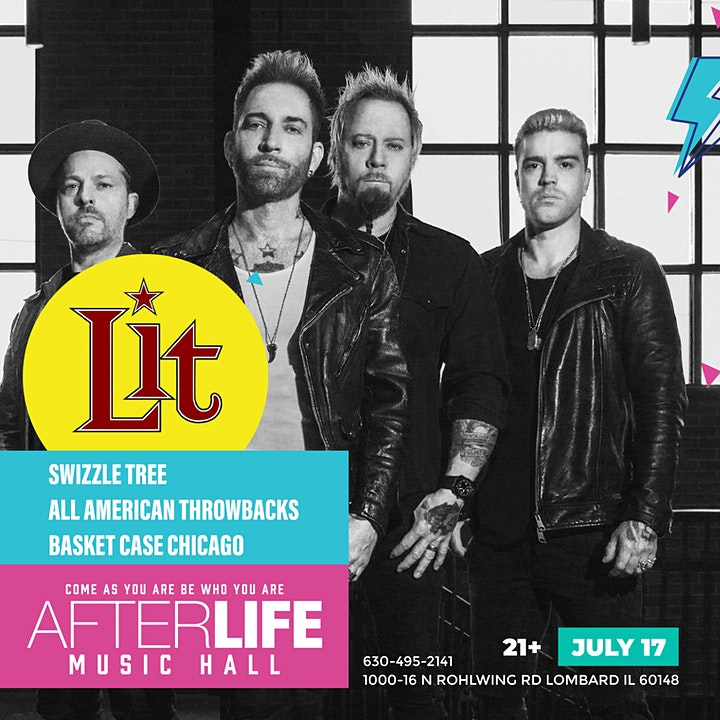The Ultimate 90s Fest featuring LIT image