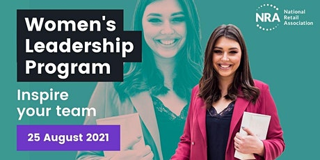 Women's Leadership Program: Inspire your team tickets