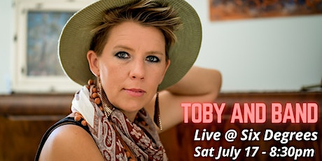 Toby Beard & Band LIVE at Six Degrees tickets