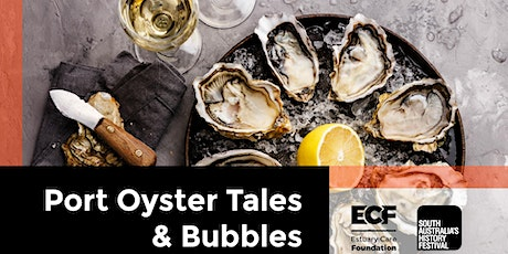 Port Oyster Tales & Bubbles tickets