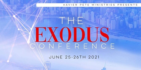 """The Exodus"" Conference tickets"