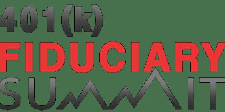 401(k) Fiduciary Summit - Virtual tickets