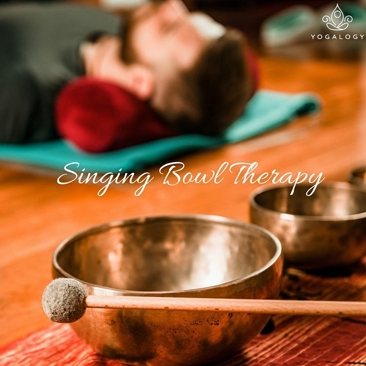 Singing Bowl  Sound Therapy Workshop image