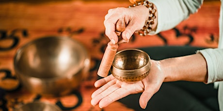 Singing Bowl  Sound Therapy Workshop tickets