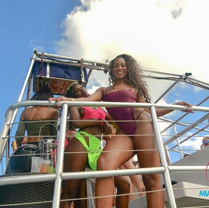 Miami Boat Party - South Beach Booze Cruise image